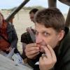 Grobuonio žvilgsnis. :) | Fotografijos autorius : Vitalijus Bačianskas | © Macrogamta.lt | Šis tinklapis priklauso bendruomenei kuri domisi makro fotografija ir fotografuoja gyvąjį makro pasaulį.