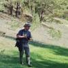 Kad taip kojų nesušlapus...ar į kokį karvašūdį ne...... :) | Fotografijos autorius : Deividas Makavičius | © Macrogamta.lt | Šis tinklapis priklauso bendruomenei kuri domisi makro fotografija ir fotografuoja gyvąjį makro pasaulį.
