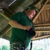 Pavėsyje - Armandas | Fotografijos autorius : Nomeda Vėlavičienė | © Macrogamta.lt | Šis tinklapis priklauso bendruomenei kuri domisi makro fotografija ir fotografuoja gyvąjį makro pasaulį.