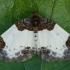Gervuoginė cidarija - Mesoleuca albicillata | Fotografijos autorius : Žilvinas Pūtys | © Macrogamta.lt | Šis tinklapis priklauso bendruomenei kuri domisi makro fotografija ir fotografuoja gyvąjį makro pasaulį.
