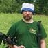 Kepurė paskutinės mados.. | Fotografijos autorius : Gintautas Steiblys | © Macrogamta.lt | Šis tinklapis priklauso bendruomenei kuri domisi makro fotografija ir fotografuoja gyvąjį makro pasaulį.